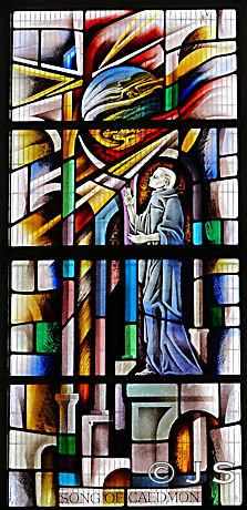 The Caedmon Window